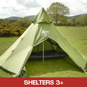 Shelters 3+