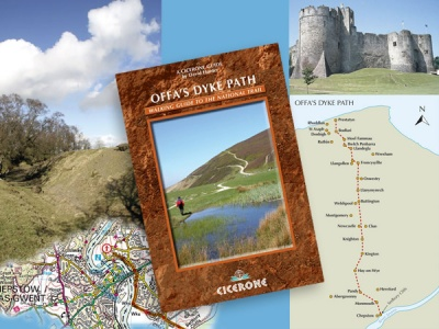 Offa's Dyke Path - Book