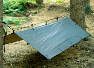 DD Superlight S (Solo) Tarp