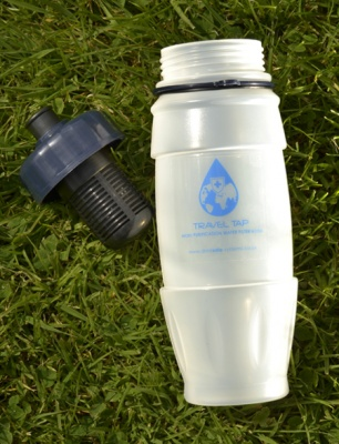 The Travel Tap Water Filter