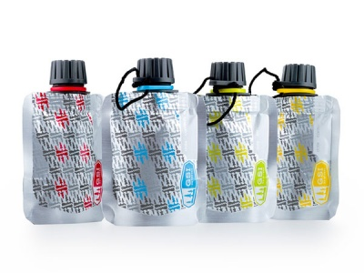 Soft Condiment Bottle Set (4)