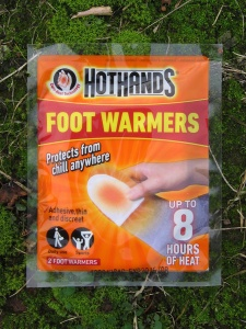 Foot Warmers (Pair)