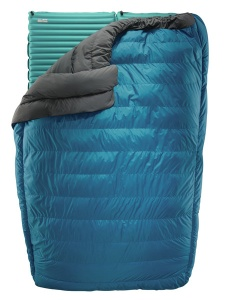 Vela Down Double Sleeping Quilt