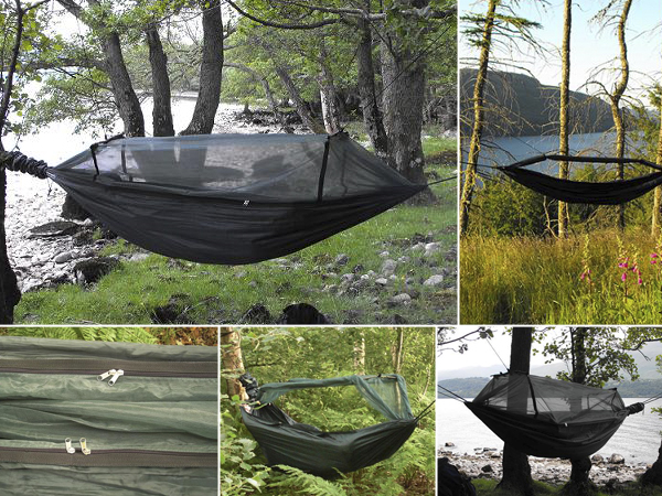 DD Frontline Hammock & Shelters / Hammocks - backpackinglight.co.uk