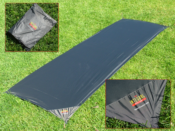 Solo Ground Cloth & Solo Ground Cloth - backpackinglight.co.uk