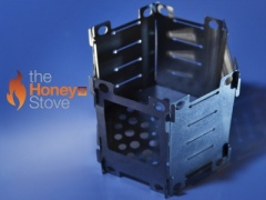 The Honey Stove Ti - Titanium