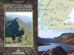 Backpacker's Britain: Central & Southern Scottish Highlands - Book