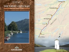 The Great Glen Way - Book