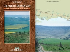 The South Downs Way - Book