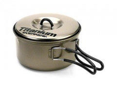 Non Stick 900ml Ti Pan (ECA-422)