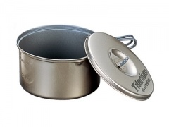 Non Stick 1300ml Ti Pan (ECA-423)