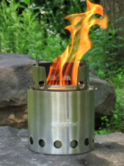 Solo Stove - Wood Gasifier