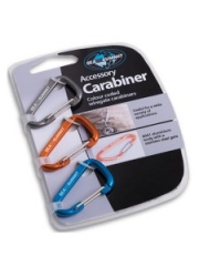 Mini Carabiners (Set of 3)
