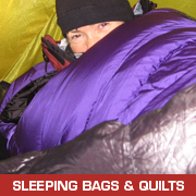 Sleeping Bags/Quilts