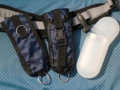 Rucksack Pouch - Glasses/GPS