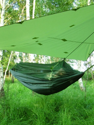 DD Travel Hammock / Ground Nest