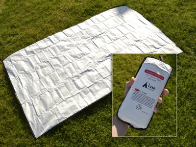 Tyvek Groundsheet - Double