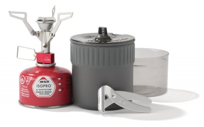Pocket Rocket 2 Stove Kit