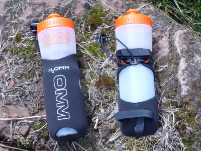H2OMM Bottle and Pouch