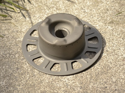 Decagon Stove (T-302)