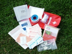 Waterproof First Aid (Complete Kit)