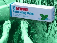 Refreshing Foot Balm (Cream)