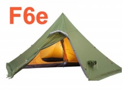 Hex Peak F6E (Winter Solo Version)