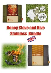 Honey Stove and Hive SS Bundle