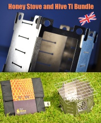 Honey Stove and Hive Ti Bundle
